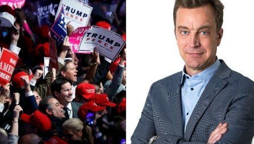 Breakit - Viggo Cavling: Våra hjärnor styrs av oro - därför kunde Trump vinna