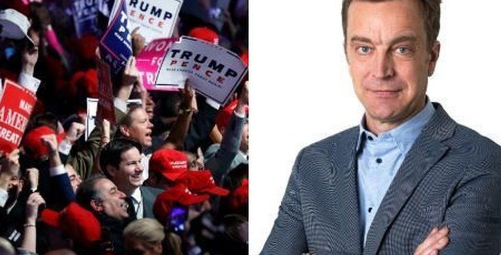 Viggo Cavling: Våra hjärnor styrs av oro - därför kunde Trump vinna