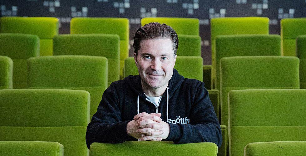 Spotify-grundaren Martin Lorentzons 9 bästa tips för att lyckas som entreprenörer