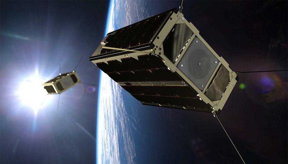Breakit - Så mycket betalar GS Sweden för nanosatellitbolaget från Uppsala