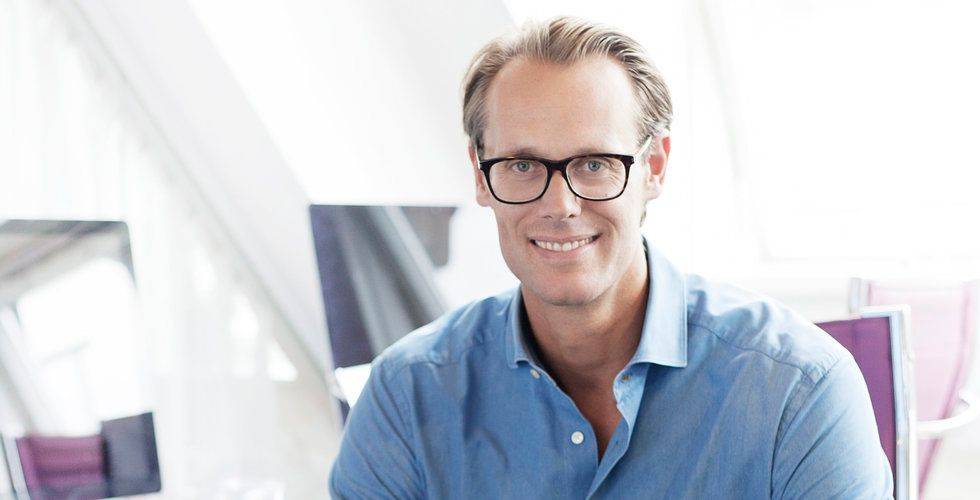 Jacob de Geer väljs in i Swedish Startup Hall of Fame