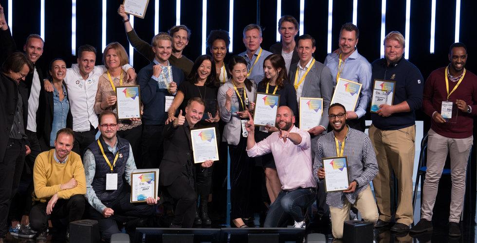 Breakit - Sveriges hetaste startups prisade – här är alla vinnarna