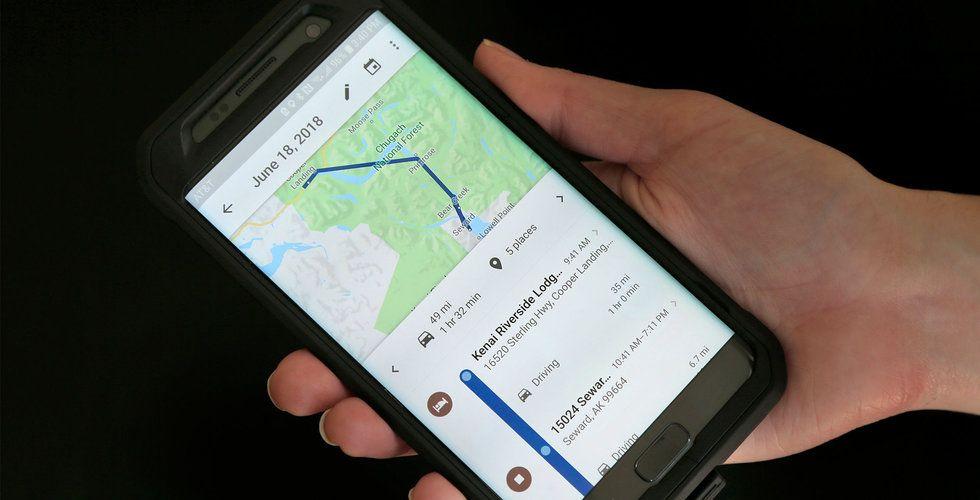 Google backar (typ) efter kritiken mot företagets spårning av användare
