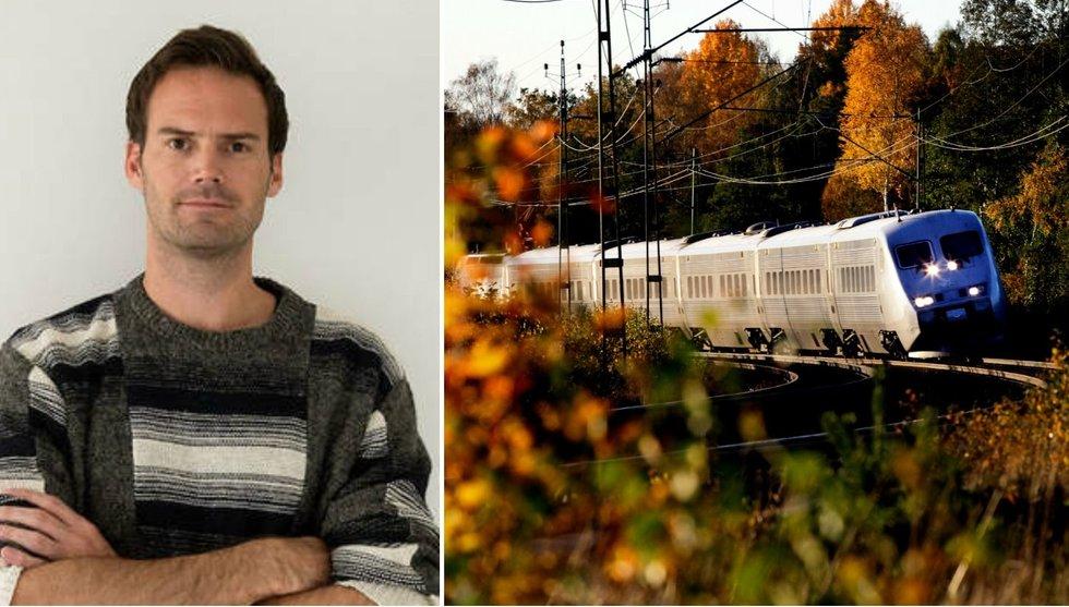Kwick landar tung deal med tågjätten SJ - gör kvitton digitala
