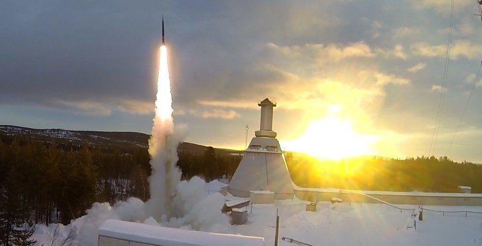 Dags för uppskjutningar av satelliter – från Kiruna