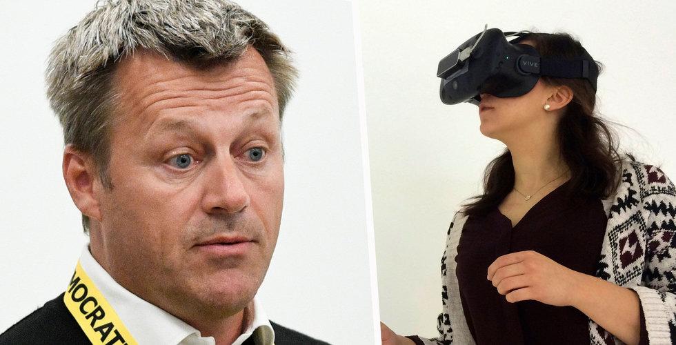 """Ikea fortsätter satsa på VR och AI – """"Öppnar upp enorma möjligheter"""""""