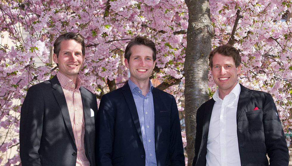 Bröderna Brandberg och Gullspång Invest jagar nästa techsuccé