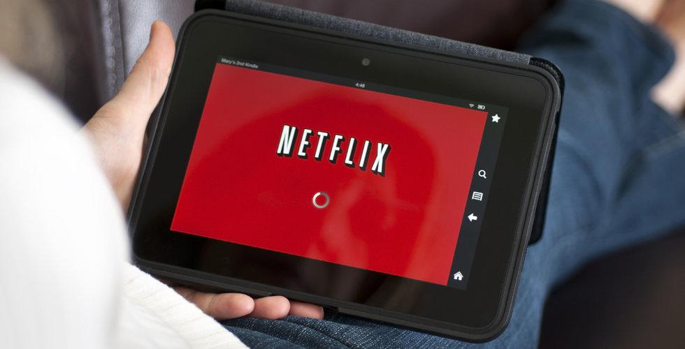 Netflix aktie slår nytt rekord på börsen
