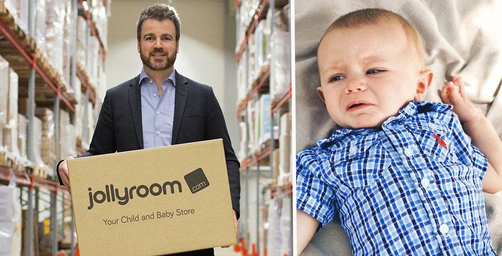 """Jollyroom om sajtkaoset: """"Miljoner i förlorad försäljning"""""""