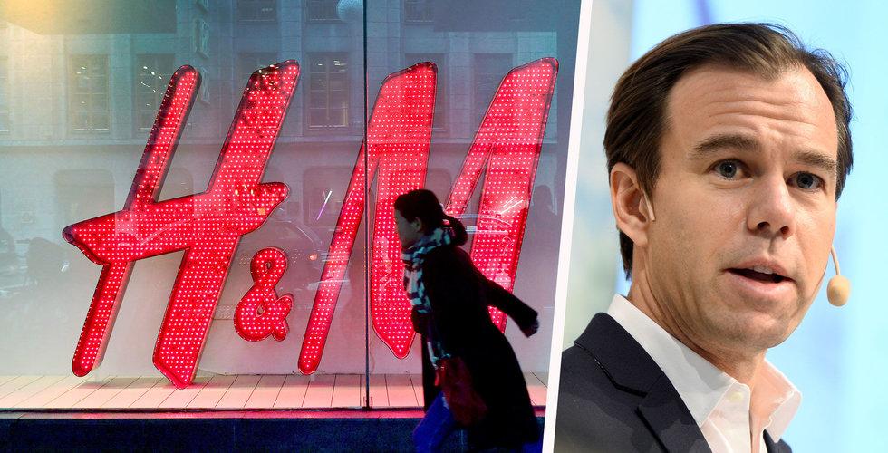 Breakit - Tekniska problem med nya H&M Club hindrar kunder att beställa