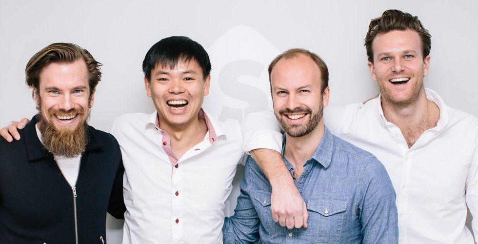 Draken upptäckte Sqore i TV – nu investeras 30 miljoner i rekryteringsbolaget