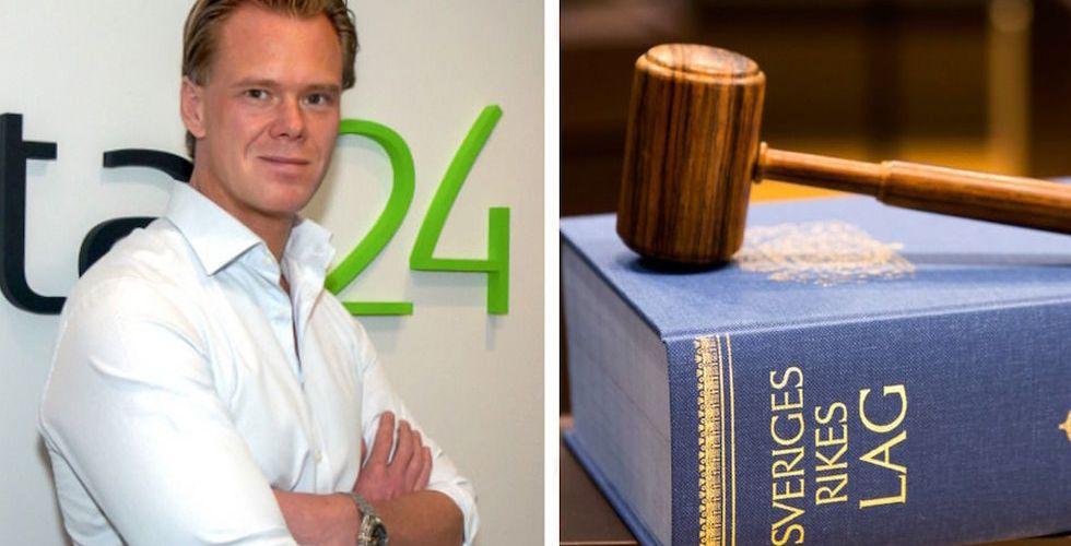 Breakit - Avtal24 tar in nya miljoner – satsar nästan allt på reklam