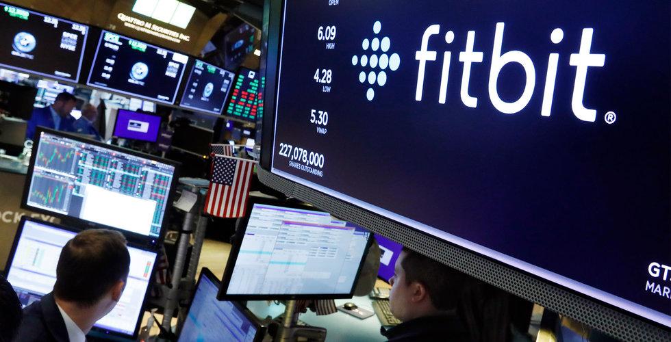 Googles moderbolag Alphabet har lagt bud på Fitbit