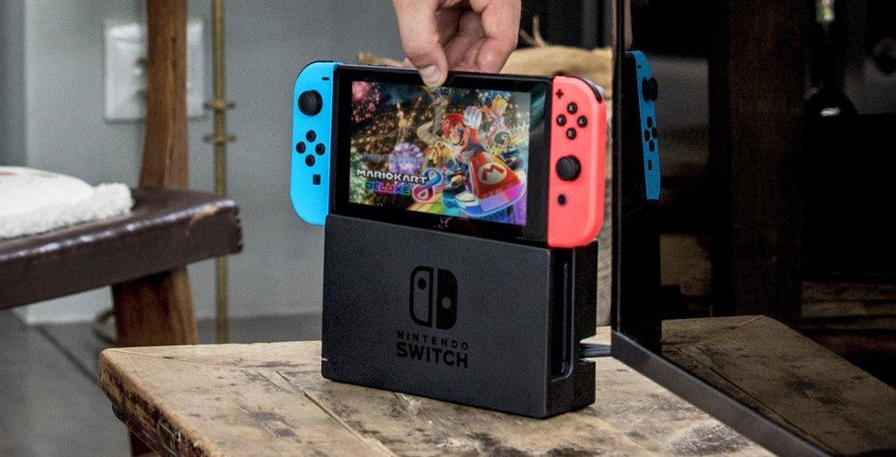 Breakit - Nintendo uppges fördubbla produktionen av Switch efter stark efterfrågan