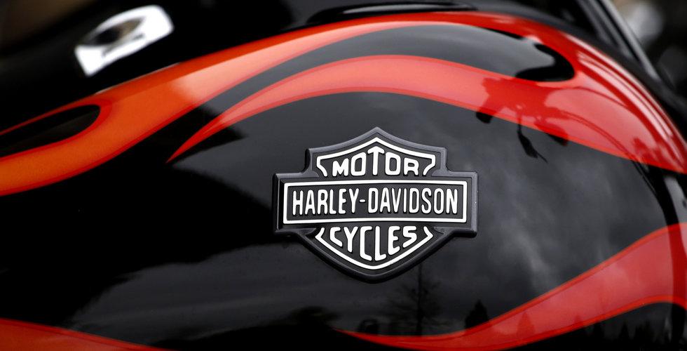 Harley-Davidson förvärvar elmotorcykeltillverkare för barn