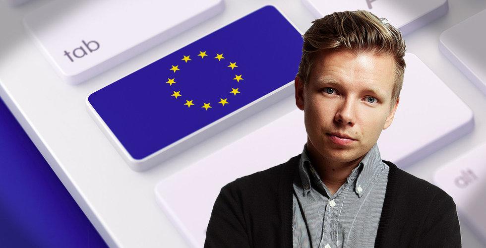 """Ny EU-lag kan förändra allt: """"En ödesfråga för internet"""""""