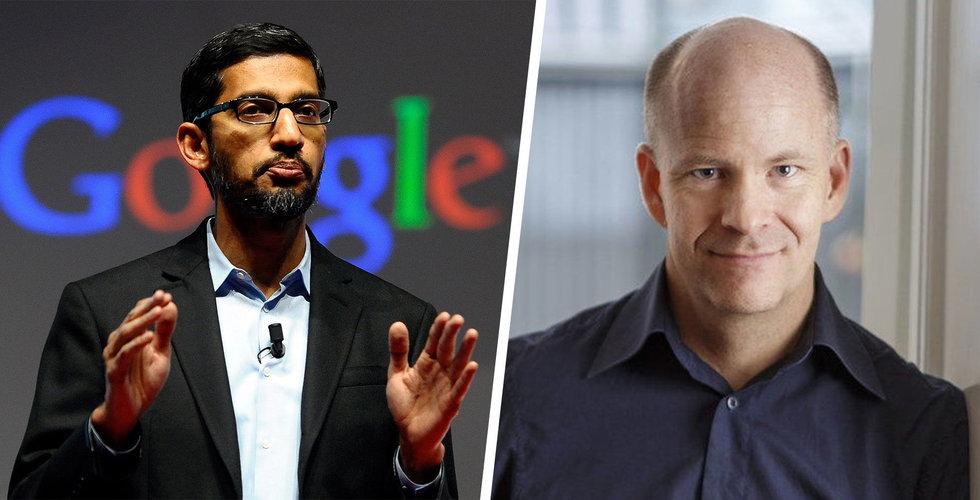 Tobii inleder ett samarbete med Google