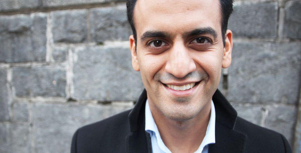 Ny svensk techaffär - Emad Zand får 200 miljoner för sitt bolag