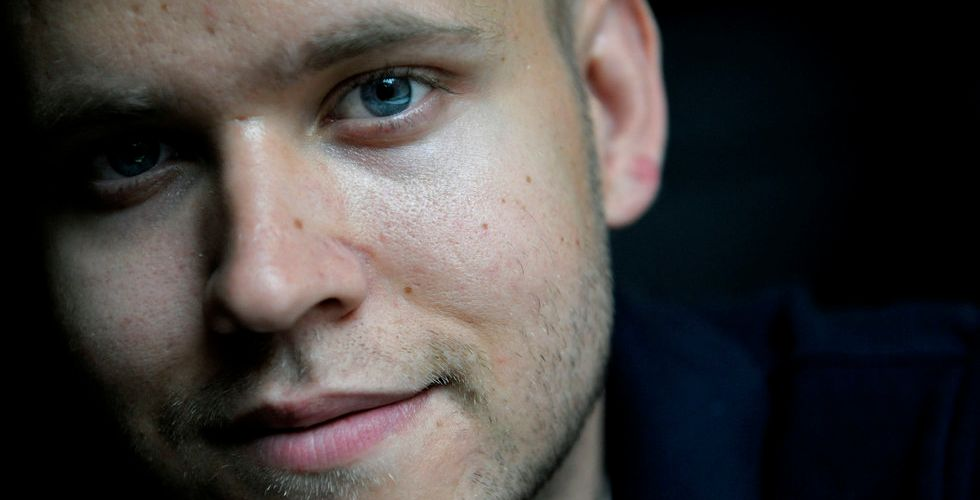 """Spotify-grundaren om de första miljonerna: """"Jag skäms nästan"""""""