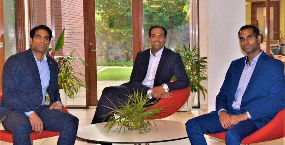 Breakit - Otivr vill lösa Sveriges kodarproblem – med 10.000 indiska utvecklare