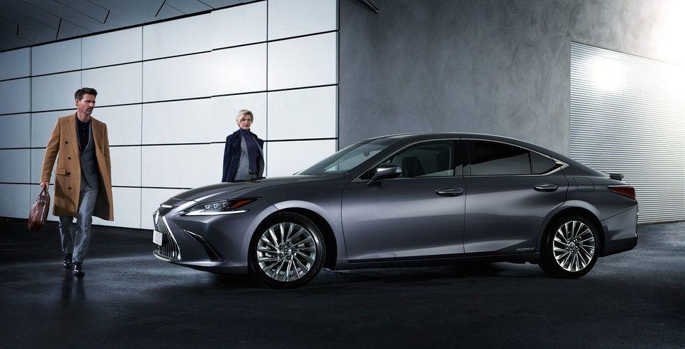 Därför kan lyxiga Lexus ES 300h bli den perfekta tjänstebilen för dig