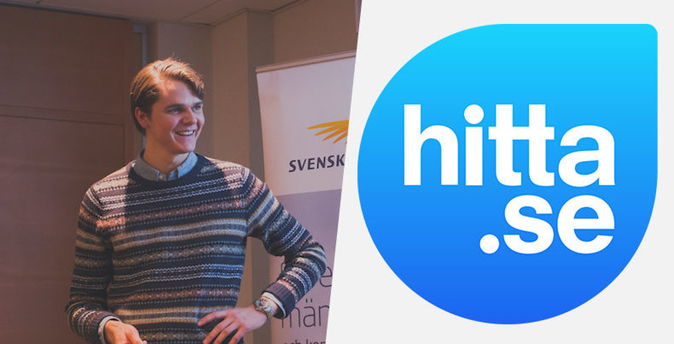 Oscar Rundqvist lägger ned Zpotdrop – får chefsroll på Hitta