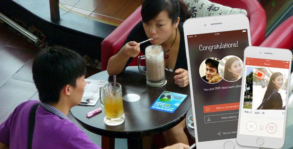 Svenskt-kinesiskt par gör dejting roligt i Kina – får in 42 miljoner till sitt Tantan