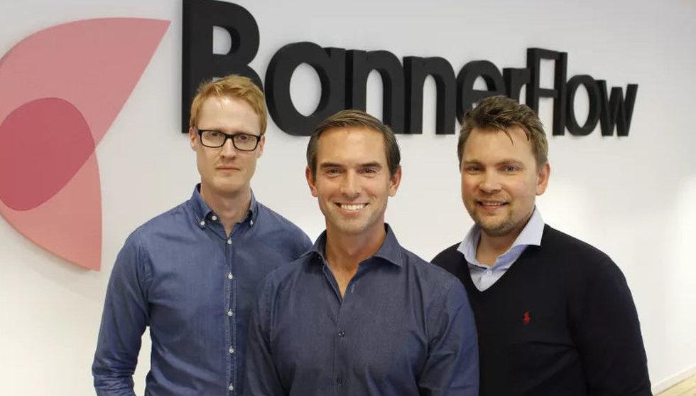 Breakit - Mobiljätten 3:s förre vd tar över startupsuccén Bannerflow