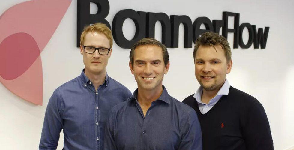 Mobiljätten 3:s förre vd tar över startupsuccén Bannerflow