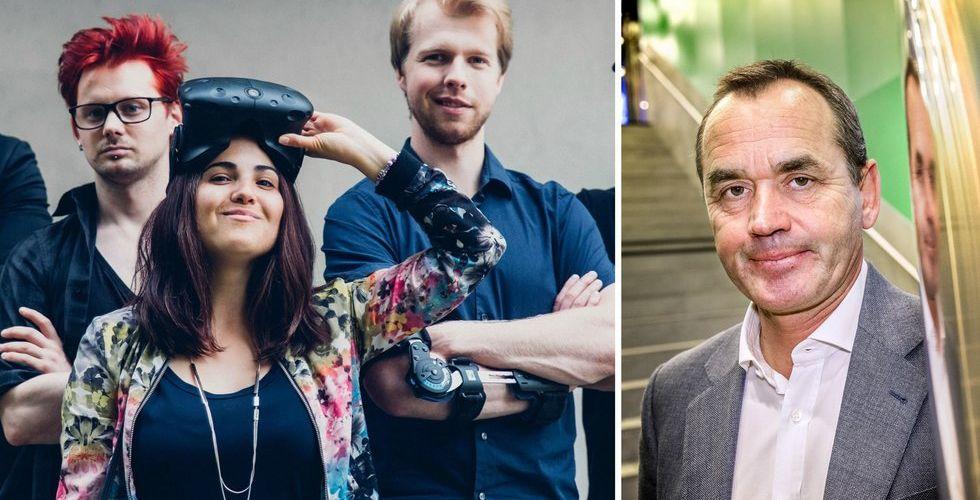 Familjen Lundin investerar i VR-startup genom hemligt bolag