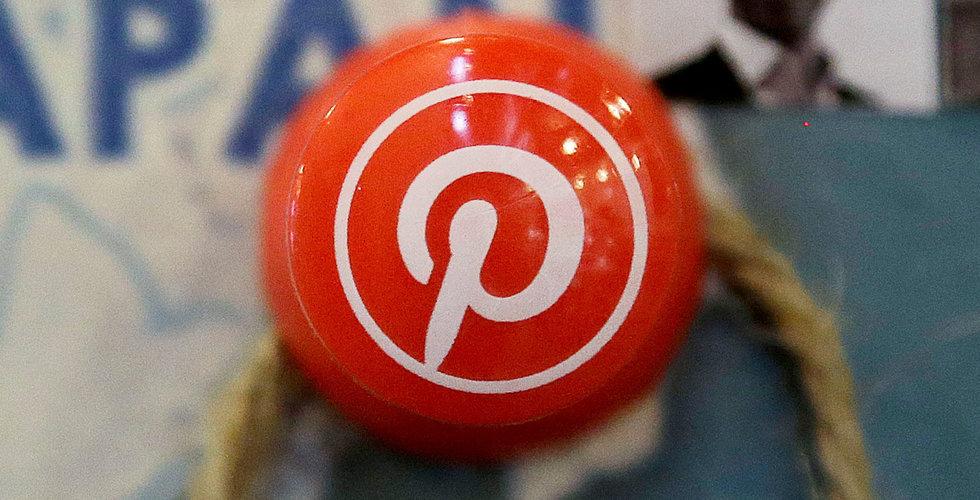 Pinterest till börsen – hoppas få in nästan 12 miljarder