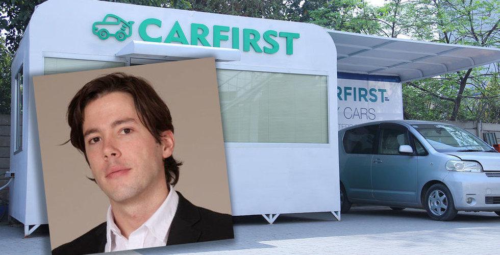 Schibsteds värsta fiende investerar 780 miljoner i svenskgrundade Frontier car group