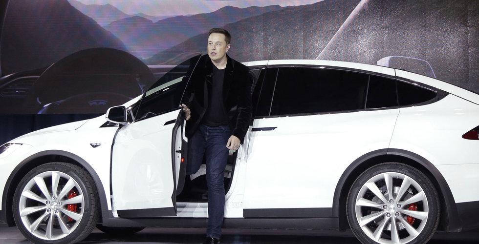 Breakit - Tesla ska dubbla antalet laddare under 2017