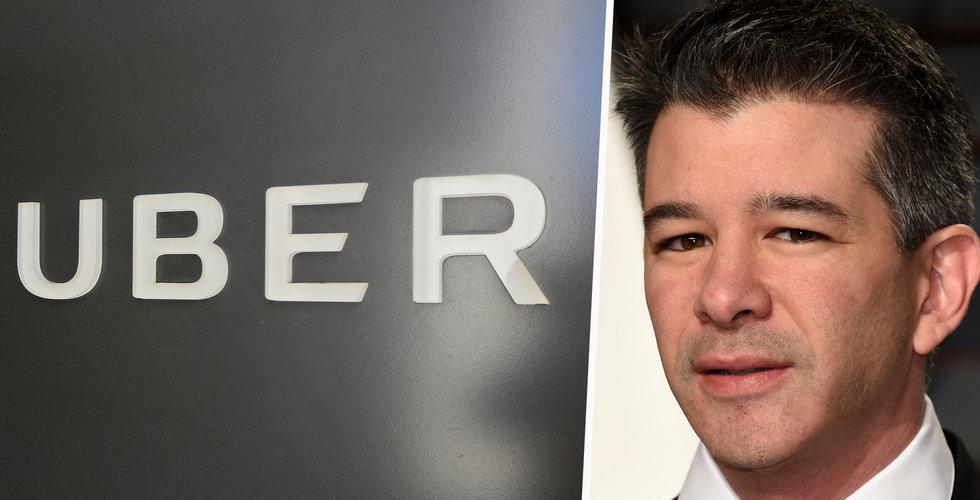 Tidigare Uber-chefen har sålt aktier för mer än 20 miljarder
