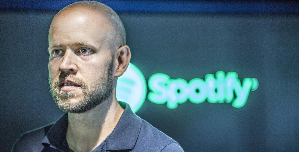Nordea behåller köprekommendation för Spotify trots raset