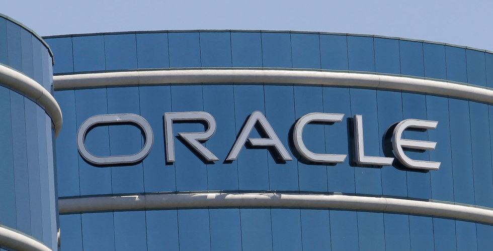 Breakit - Oracle tar in över 80 miljarder kronor
