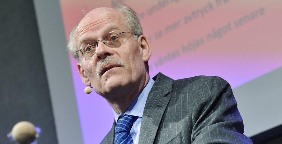 Riksbanken utvidgar företagsutlåning för att inkludera enskilda firmor