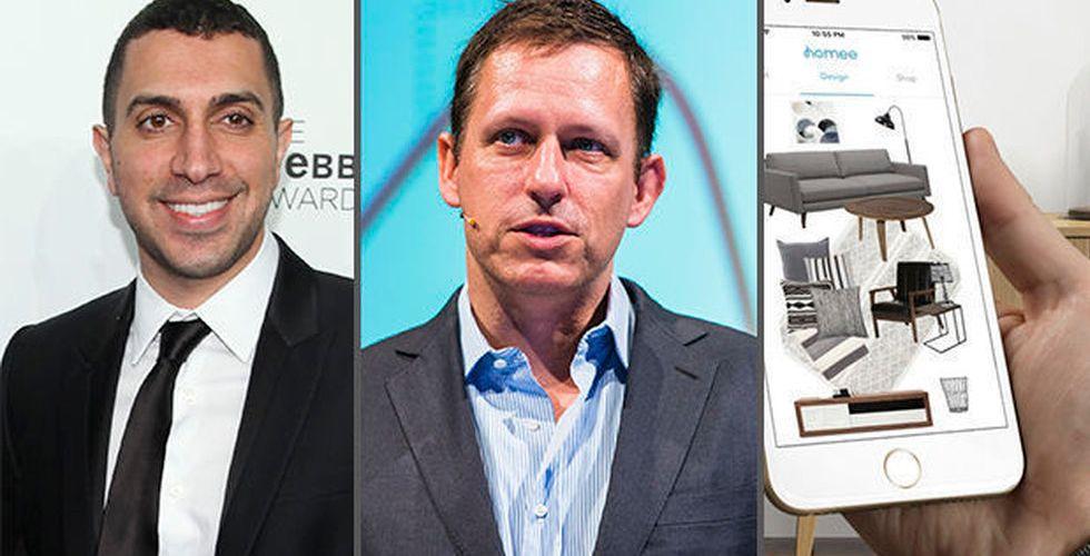 Tinder-grundare investerar i amerikansk inredningsstartup
