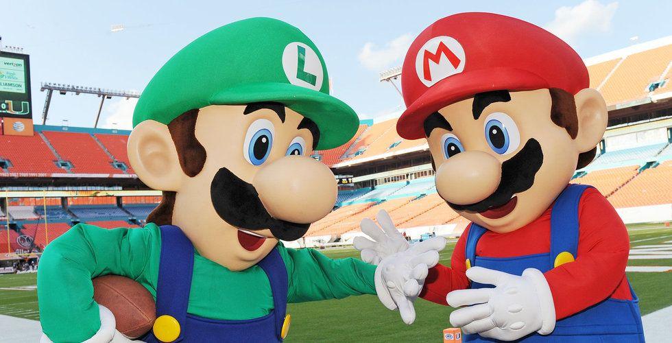 Nintendos ikoniska spelkaraktär Mario kan bli animerad film