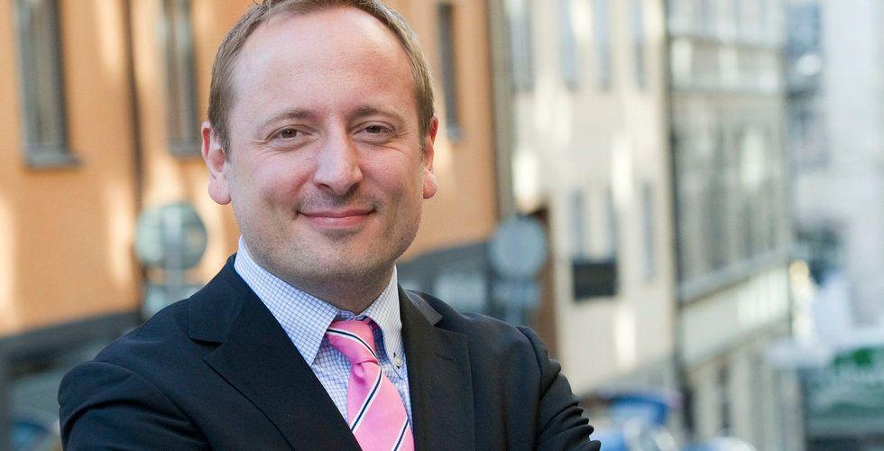 Thomas Peterssohn fick sparken från mediejätten – nu ska Glimta rädda tidningarna från pappersdöden