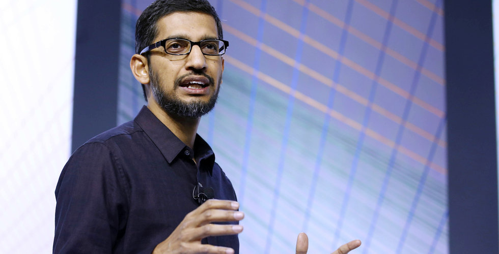 Google: Vi har sparkat 48 för sexuella trakasserier