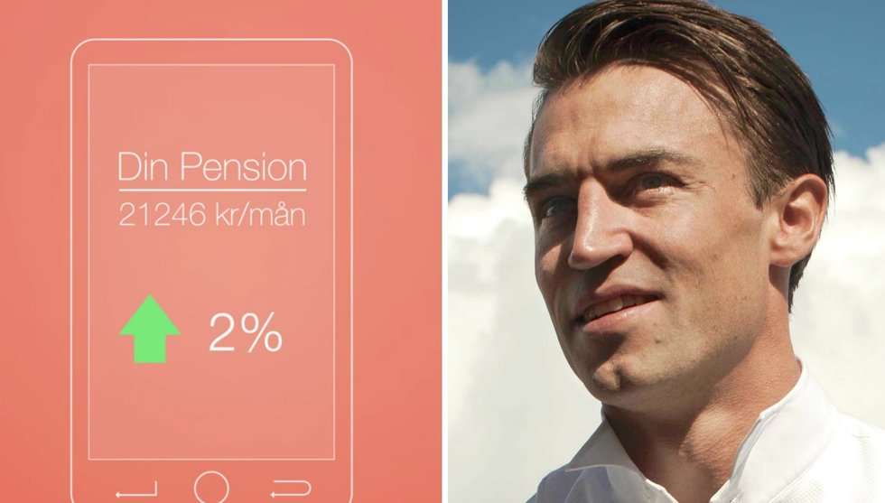 Schibsted-avhoppare bygger appen Pensionera - ska göra pensioner kul