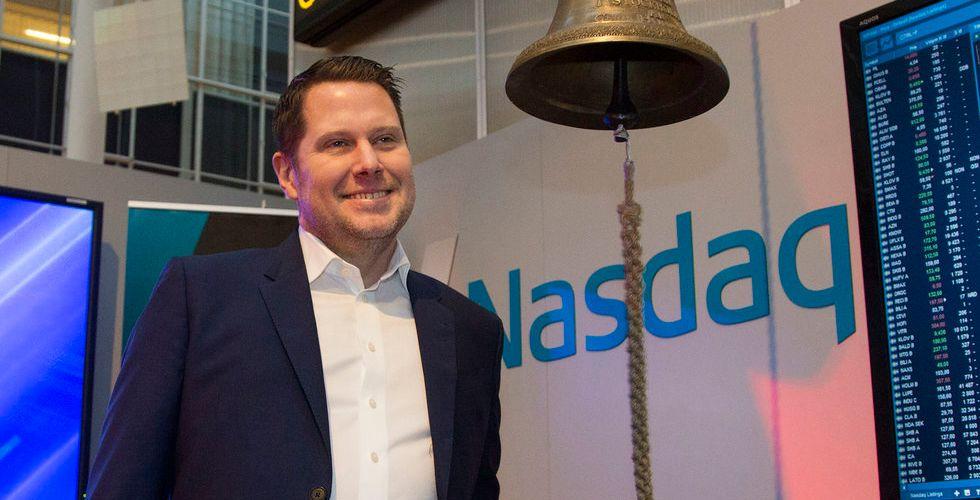 Han noterar sitt spelbolag - nu har Sverige fått en ny miljardär
