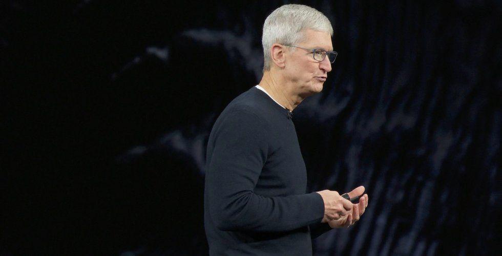 Apple lanserar onlinebutik i Indien i nästa vecka