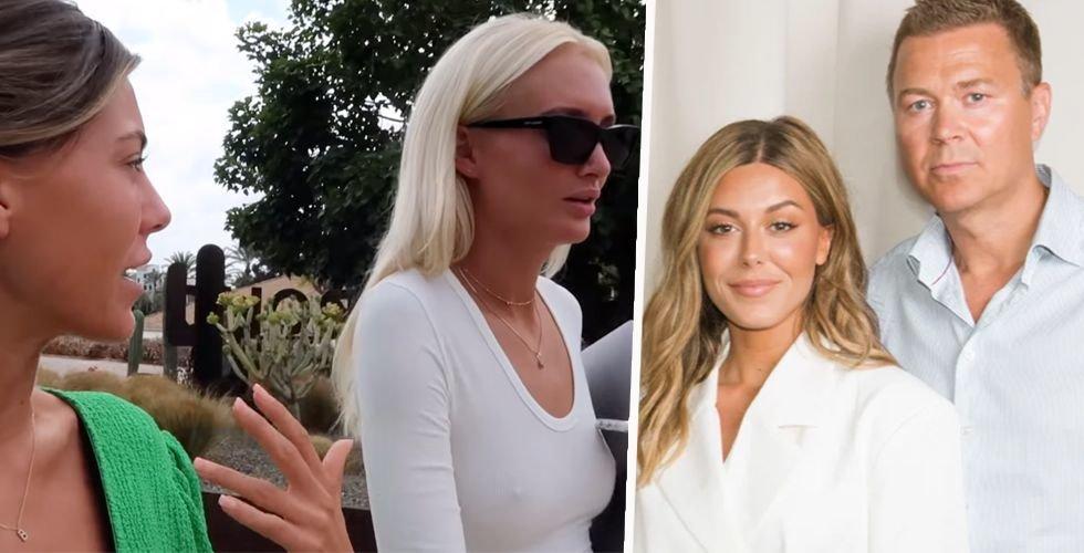 Bianca Ingrosso pratar om ny vd till Caia Cosmetics – men nuvarande vd:n Mikael Snabb förnekar