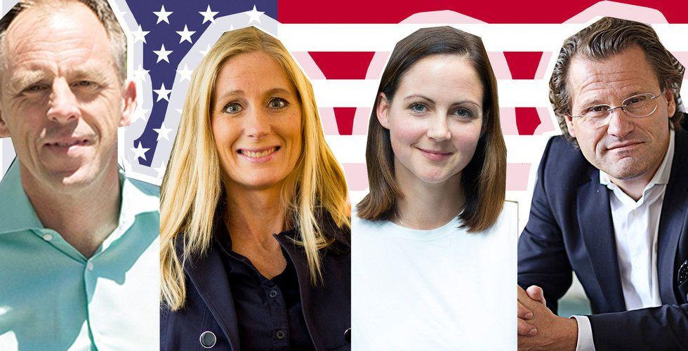 4 tunga investerare om USA-valet – så påverkas tech och riskkapital