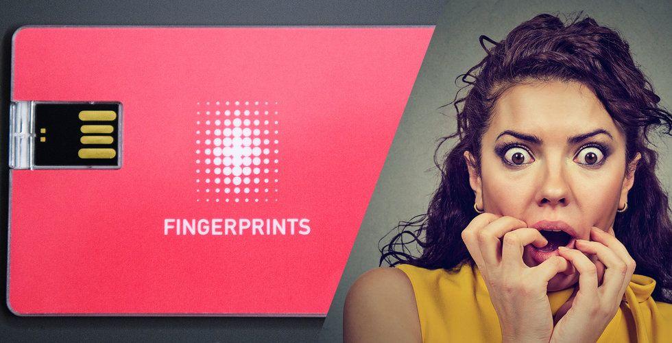 Fingerprint överraskar – negativt