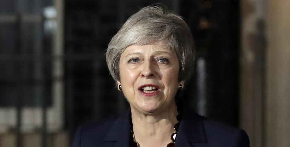 Brexit kan skjutas upp i två månader