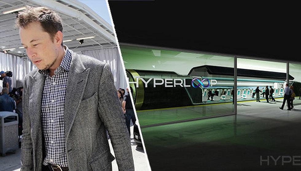Breakit - Kris i Hyperloop One - grundare hoppar av och stämmer bolaget