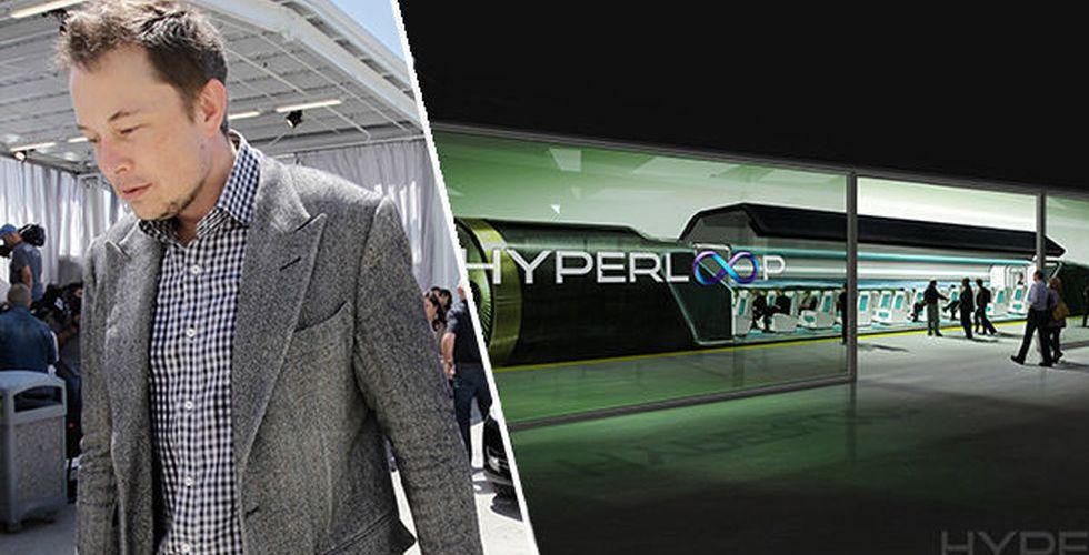 Kris i Hyperloop One - grundare hoppar av och stämmer bolaget